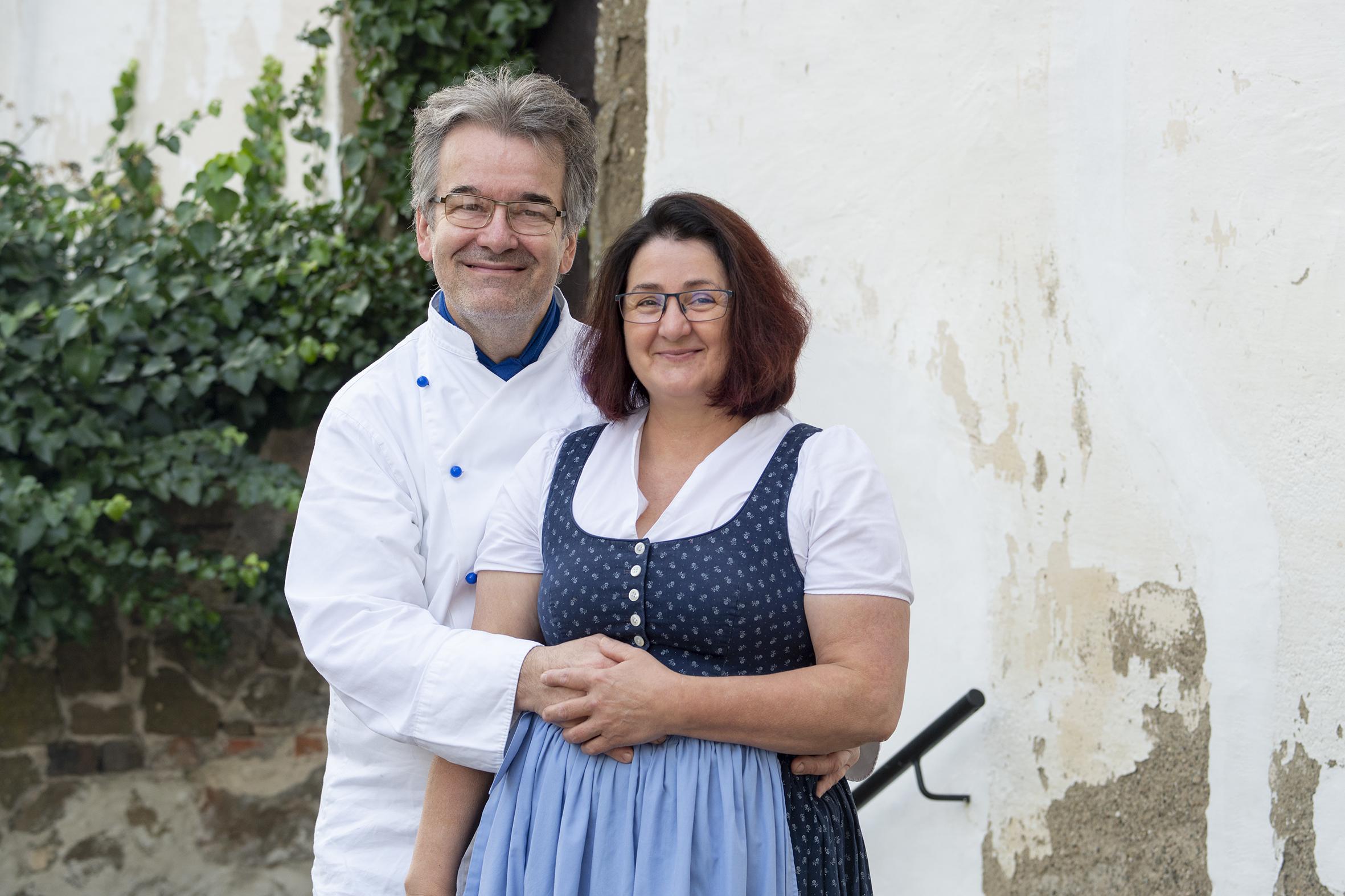 Martin und Elisabeth (Liesi) Winkler-Hermaden