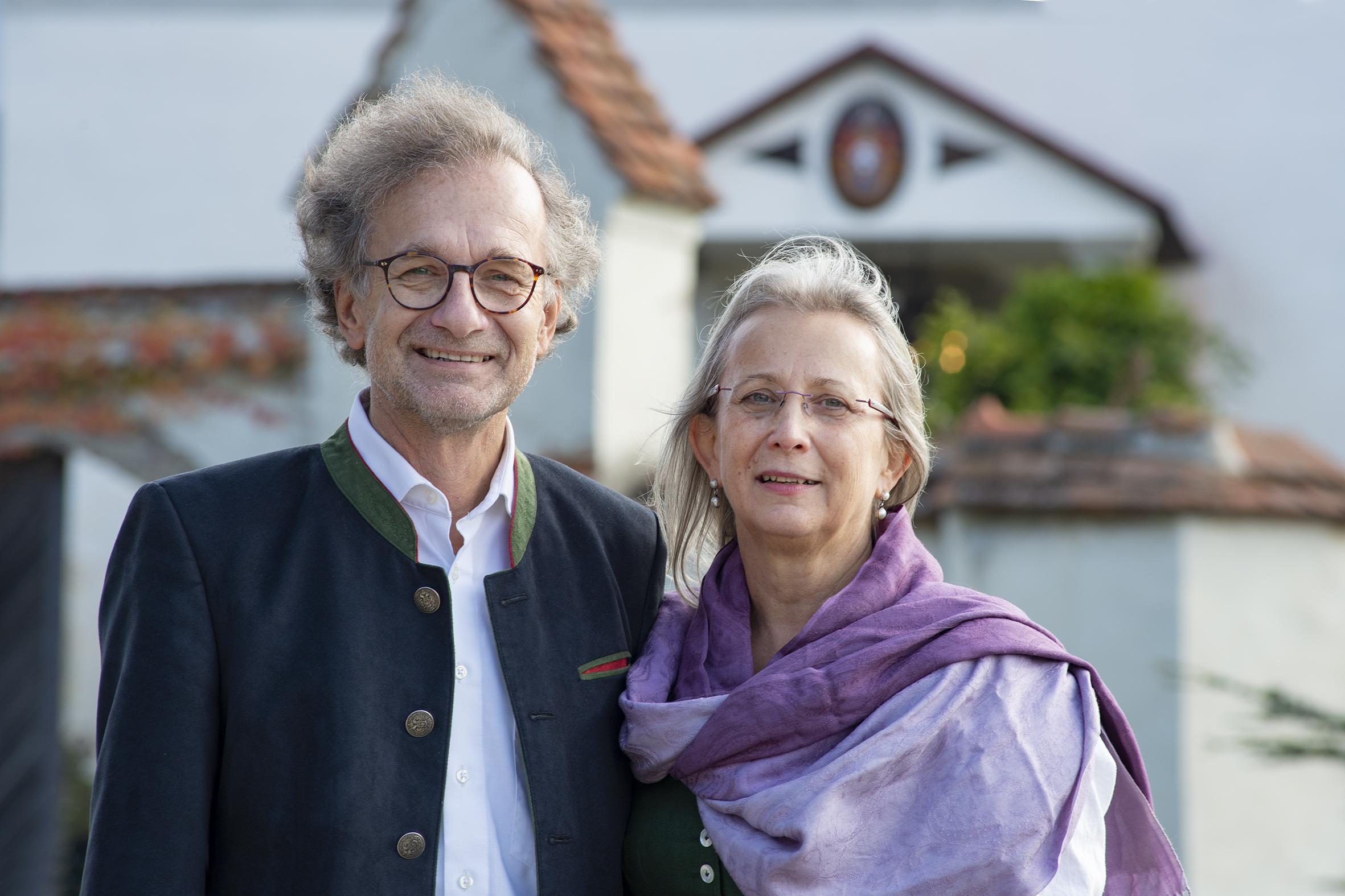 Georg und Margot Winkler-Hermaden